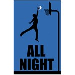 All Night Basketball