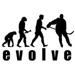 EVOLVE Hockey T-Shirts & Gifts