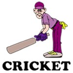 Cricket T-Shirts and Gifts