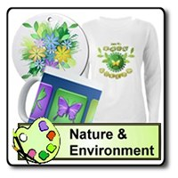 Environmental T-shirts and Gifts