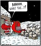 Santas theft