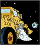God's Earth mover