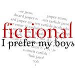 I Prefer Fictional Boys