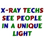 X-Ray Techs See