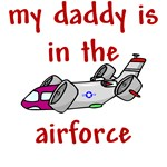 My Daddy is in the Air Force