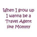 I Wanna Be A Travel Agent