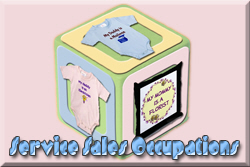 Service Sales Computer Baby Clothes and Gifts