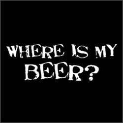 Where Is My Beer?