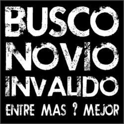 BUSCO NOVIO INVALIDO Funny Spanish Mexico