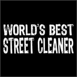 World's Best Street Cleaner
