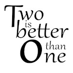 Two is Better Than One Wedding Love Valentine