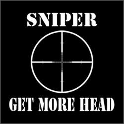 SNIPER Get More Head