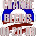 Change Begins 01-20-09