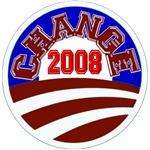 Barack Obama -- Change 2008