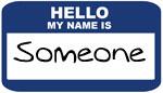Hello Nametags