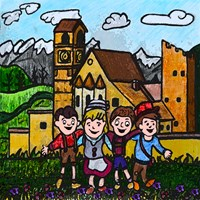 Swiss Carolers