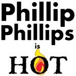 Phillip Phillips is hot