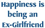 <strong>Ex-Girlfriend</strong> : Happiness
