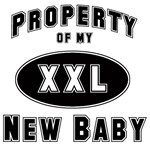 Property of New Baby