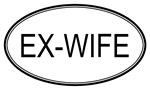 Oval: <strong>Ex-Wife</strong>