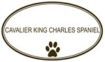 Oval <strong>Cav</strong>alier King Charles Spaniel