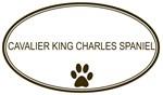 Oval <strong>Cav</strong>alier King Charles Spaniel