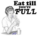 Eat till your full