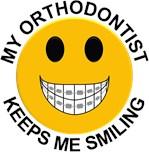 My Orthodontist Keeps Me Smiling