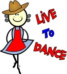 Squaredancing-Live To Dance