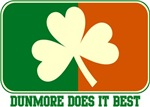 Dunmore Luck of The Irish