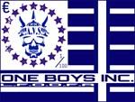 ONE BOYS INC. L.F.O.D.F.A FLAG
