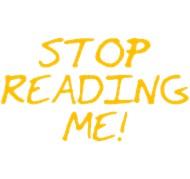 Stop Reading Me