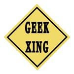 Geek X-ing