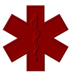 Blood Red Star of Life
