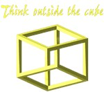 Think Outside the (Necker) Cube