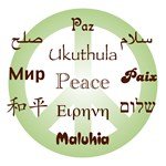 Peace in many Languages