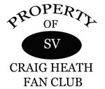 The Craig Heath Fan Club!