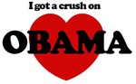 I Got a Crush on Obama (heart) 