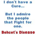 I don't have a cure..