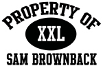 Property of Sam Brownback