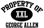 Property of George Allen