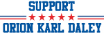 Support ORION KARL DALEY