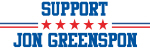Support JON GREENSPON