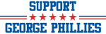 Support GEORGE PHILLIES