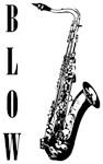 Blow (Saxophone)