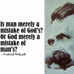 Is Man Merely