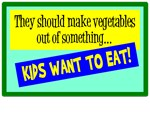 Kids Eatable Vegetables