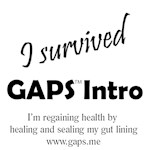 I survived GAPS Intro