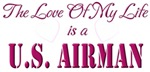 The Love Of My Life Is A U.S. Airman