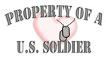 Property Of A Soldier